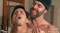 Sarados gays de toca na penetrada carinhosa anal