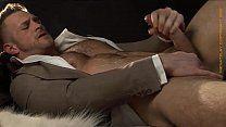 Porno gay galegão se masturbando sozinho