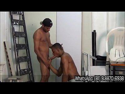 Pornô brasileiros boiolas perdendo virgindade