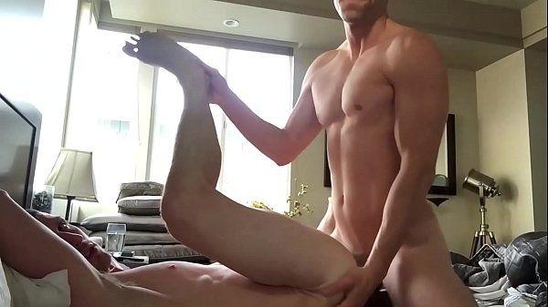 Sexo gay casal de novinhos safados fazendo sexo matinal